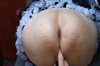 New Photos - A Masters Chambermaid gets fingered and used