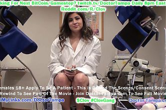 $CLOV Become Doctor Tampa, Experiment On Sophia Valentina!